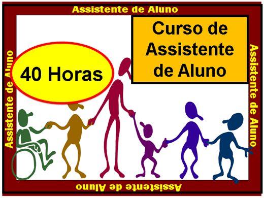 Curso Online de Assistente de Aluno