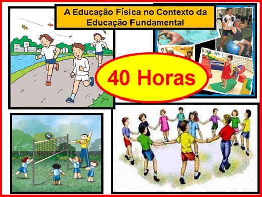 Curso Online de A Educação Física no Contexto do Ensino Fundamental