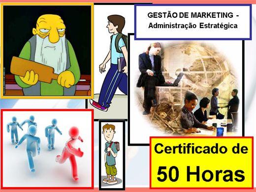 Curso Online de GESTÃO DE MARKETING - Administração Estratégica