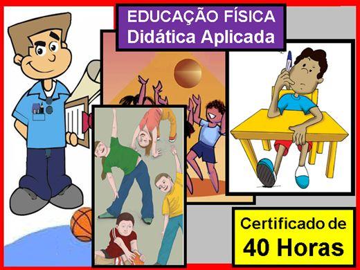 Curso Online de EDUCAÇÃO FÍSICA - Didática Aplicada