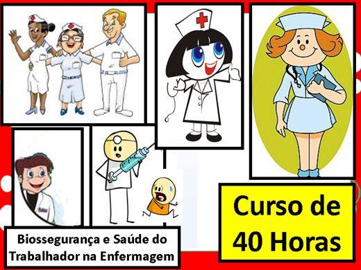Curso Online de Biossegurança e Saúde do Trabalhador na Enfermagem