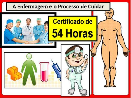 Curso Online de A Enfermagem e o Processo de Cuidar