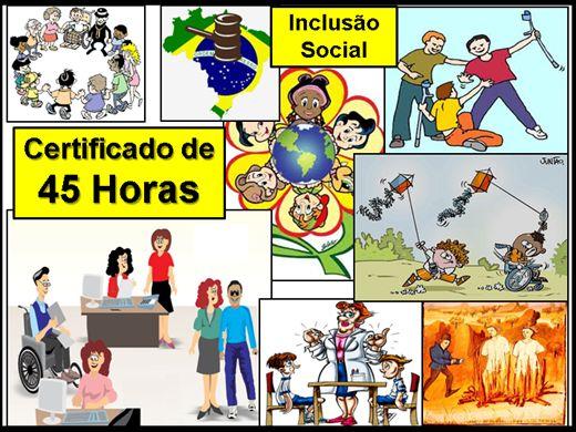 Curso Online de Inclusão Social
