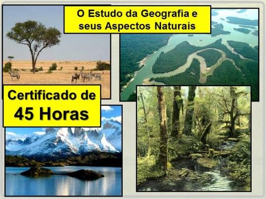 Curso Online de O Estudo da Geografia e seus Aspectos Naturais