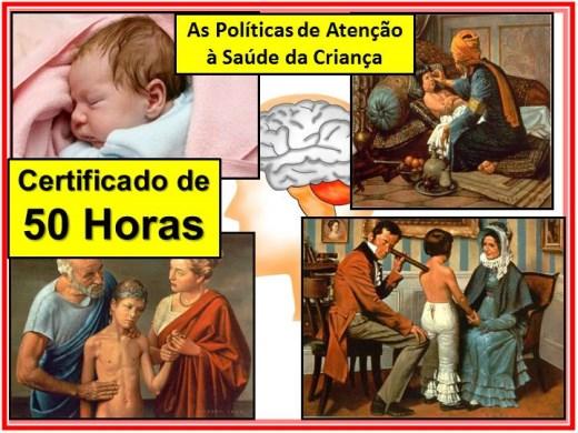 Curso Online de As Políticas de Atenção à Saúde da Criança