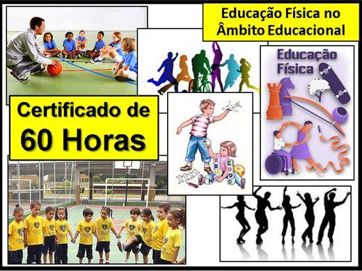 Curso Online de Educação Física no Âmbito Educacional