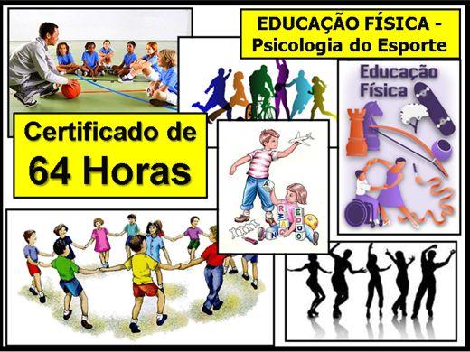 Curso Online de EDUCAÇÃO FÍSICA - Psicologia do Esporte