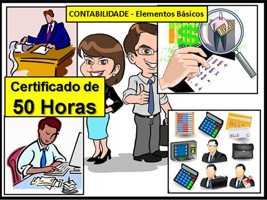 Curso Online de CONTABILIDADE - Elementos Básicos