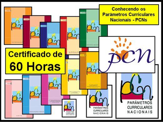 Curso Online de Conhecendo os Parâmetros Curriculares Nacionais - PCNs