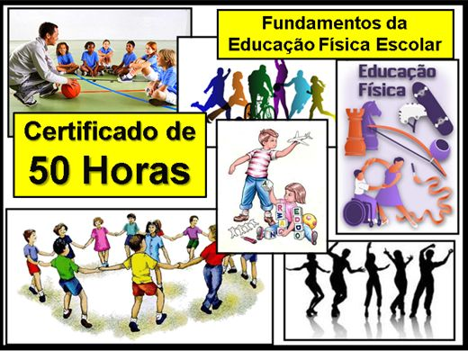 Curso Online de Fundamentos da Educação Física Escolar