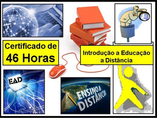 Curso Online de Introdução a Educação a Distância