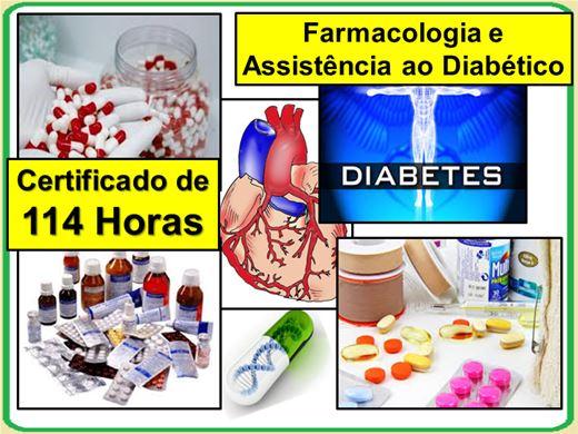Curso Online de Farmacologia e Assistência ao Diabético