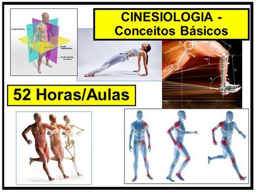 Curso Online de CINESIOLOGIA - Conceitos Básicos