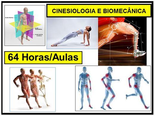 Curso Online de CINESIOLOGIA E BIOMECÂNICA