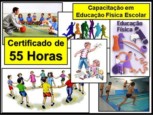 Curso Online de Capacitação em Educação Física Escolar