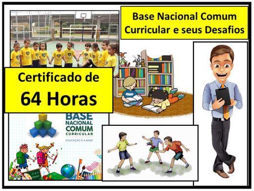 Curso Online de Base Nacional Comum Curricular e seus Desafios