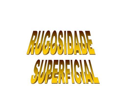 Curso Online de Rugosidade Superficial