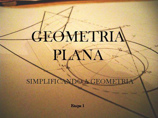 Curso Online de Descomplicando: Geometria Plana I