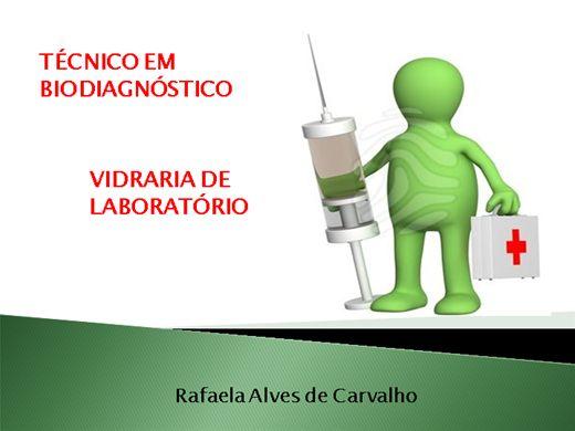 Curso Online de VIDRARIA DE LABORATÓRIO