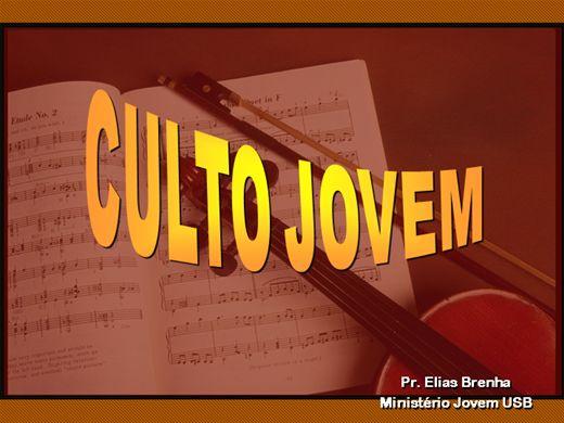 Curso Online de CULTO JOVEM