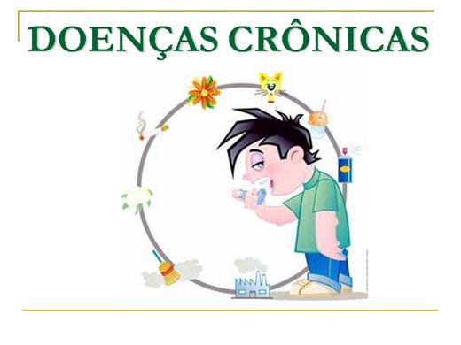 Curso Online de doenças crônicas