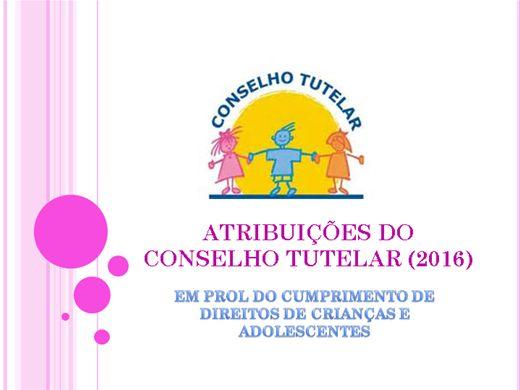 Curso Online de CONSELHO TUTELAR