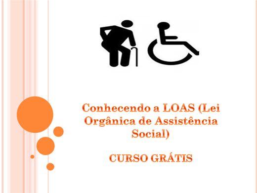 Curso Online de Conhecendo a LOAS