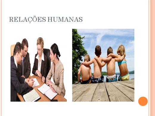 Curso Online de  RELACIONANDO-SE COM PESSOAS - MELHORE SUA COMUNICAÇÃO E RELAÇÃO