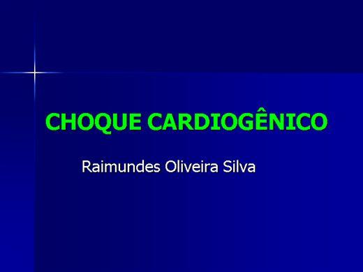 Curso Online de CURSO DE CHOQUE CARDIOGÊNICO