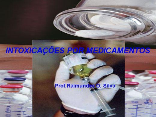 Curso Online de INTOXICAÇÕES POR MEDICAMENTOS