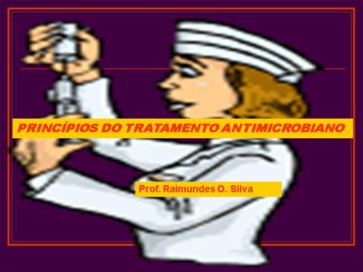 Curso Online de PRINCÍPIOS DO TRATAMENTO ANTIMICROBIANO