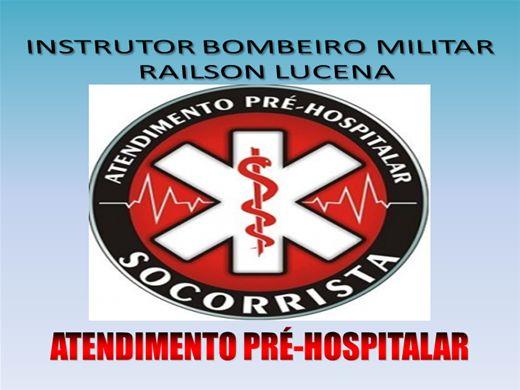 Curso Online de ATENDIMENTO PRÉ-HOSPITALAR