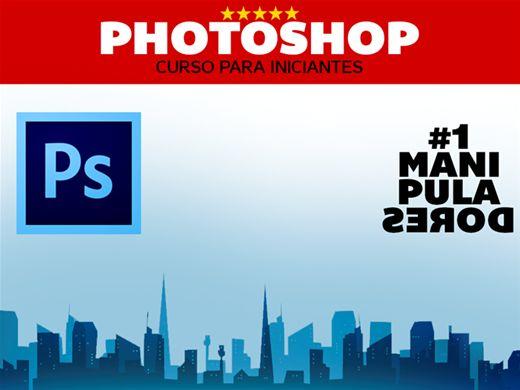 Curso Online de PHOTOSHOP CURSO PARA INICIANTES