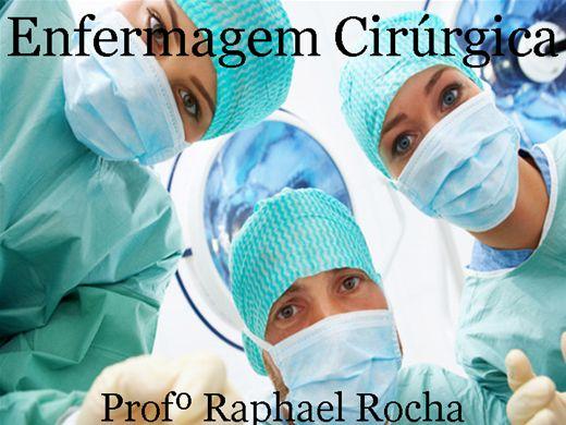 Curso Online de Enfermagem Cirúrgica