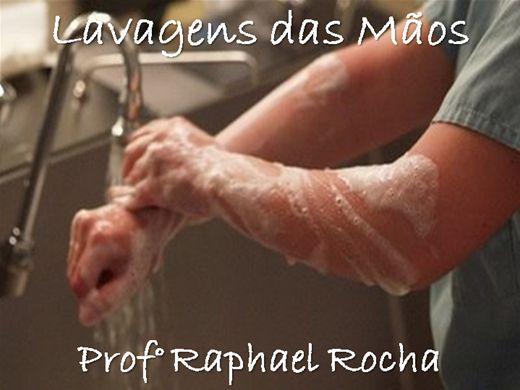 Curso Online de Lavagens das Mãos