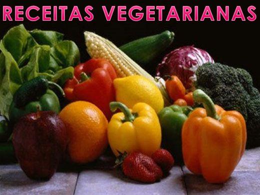 Curso Online de Receitas vegetarianas