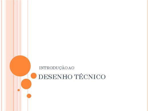 Curso Online de Introdução ao Desenho Técnico