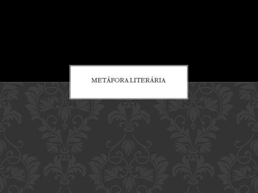 Curso Online de Técnicas de Literatura: A Metáfora Literária
