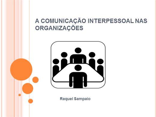 Curso Online de A comunicação interpessoal nas organizações