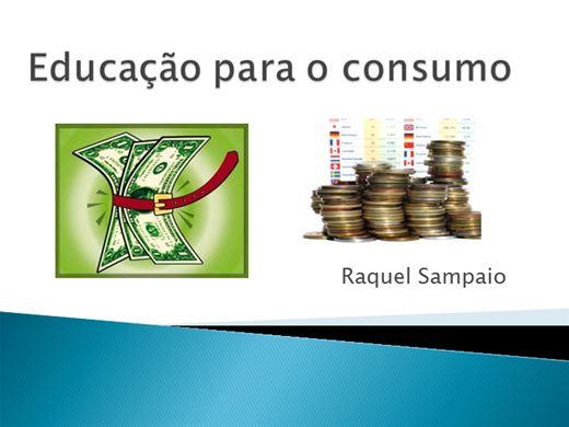 Curso Online de Educação para o consumo