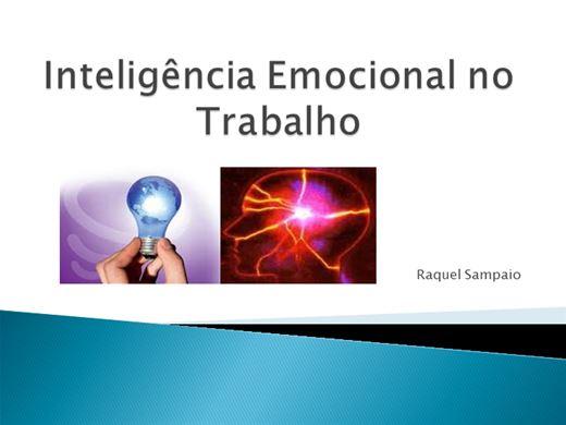Curso Online de Inteligência Emocional no Trabalho
