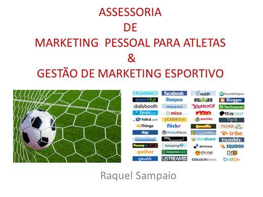 Curso Online de ASSESSORIA DE MARKETING  PESSOAL PARA ATLETAS & GESTÃO DE MARKETING ESPORTIVO