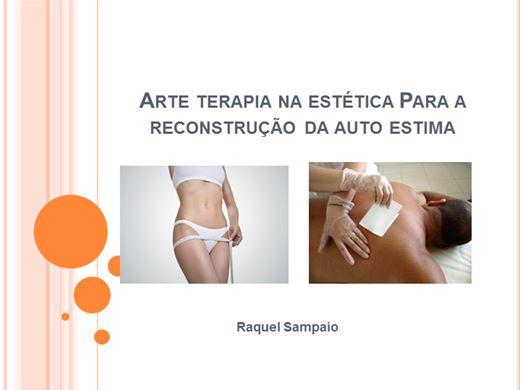 Curso Online de Arte terapia na estética para a reconstrução da auto estima