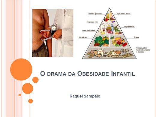 Curso Online de O drama da Obesidade Infantil