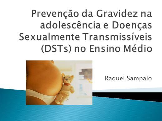 Curso Online de Prevenção da Gravidez na adolescência e Doenças Sexualmente Transmissíveis (DSTs) no Ensino Médio