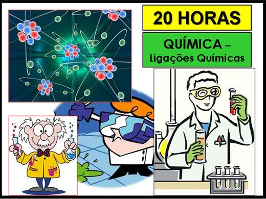 Curso Online de QUÍMICA - Ligações Químicas