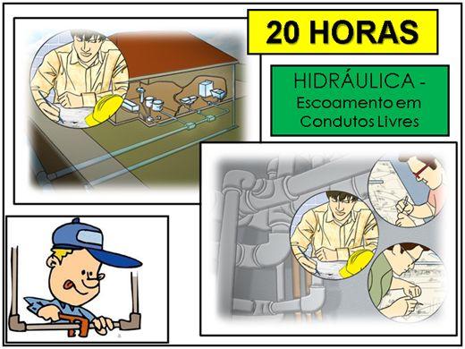 Curso Online de HIDRÁULICA - Escoamento em Condutos Livres