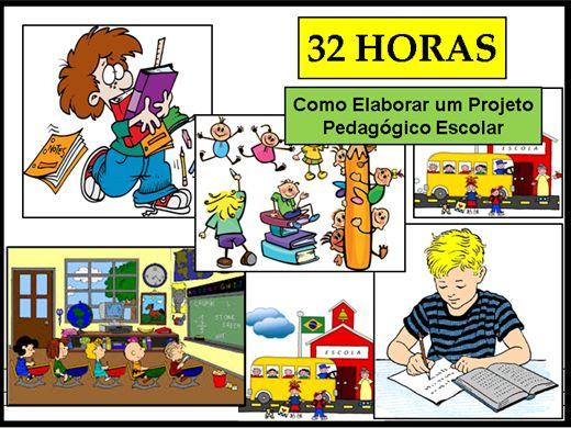 Curso Online de Como Elaborar um Projeto Pedagógico Escolar