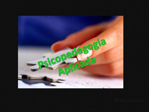 Curso Online de Psicopedagogia Aplicada
