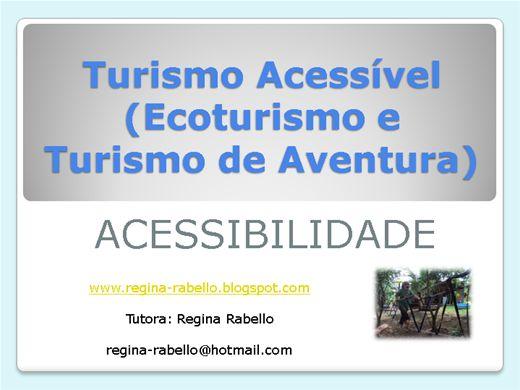 Curso Online de Turismo de Acessibilidade